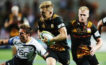 Damien McKenzie starts for the Chiefs as Super rugby returns to Fiji