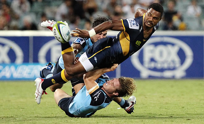 Henry Speight will become the first Fijian to win 100 Super Rugby caps