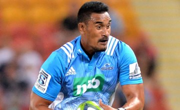 Jerome Kaino will be in action for the Blues for the last time