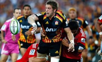 Johan Bardoul has been ruled out for the Super Rugby seaon