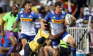 Johnny Kotze starts for Leolin Zas