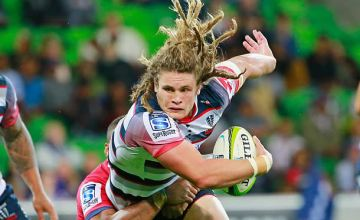 Jordy Reid returns for the Rebels