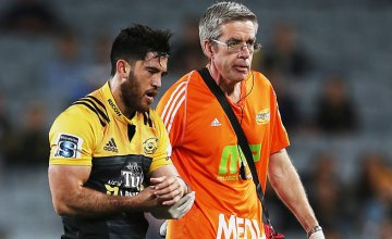 Nehe Milner-Skudder has been ruled out for the season