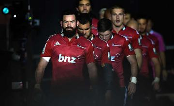 Ryan Crotty will win his 150th Super rugby cap