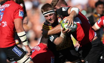 Sam Cane returns to Super rugby through the bench