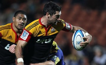 Stephen Donald starts for the Chiefs against the Force