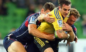 Andre Taylor is keen to play for the Hurricanes again