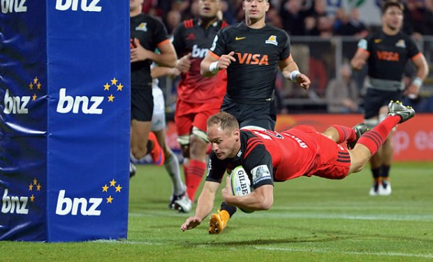Andy Ellis will win his 150th Super Rugby cap
