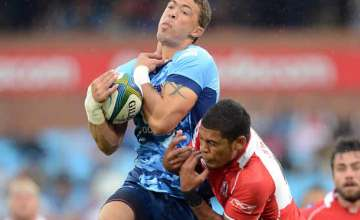 Bjorn Basson replaces Jamba Ulengo in the Bulls back line