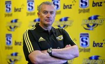 Hurricanes Super Rugby coach Chris Boyd has signed with Northampton Saints