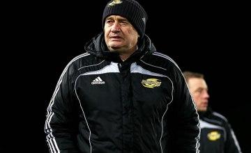 Hurricanes Suoper Rugby head coach Chris Boyd