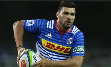 Damian de Allende makes his return to the Stormers team