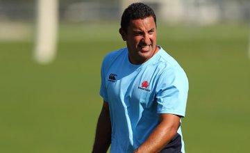 Waratahs Super rugby head coach Daryl Gibson
