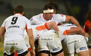 Francois Uys will tour with the Cheetahs