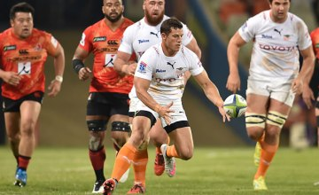 Shaun Venter will start at No.9 for the Cheetahs