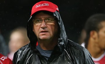 Lions Super rugby head coach Swys de Bruin