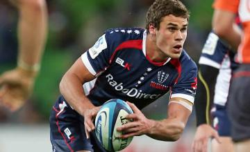 Tom English has been named Rebels Super Rugby captain this weekend