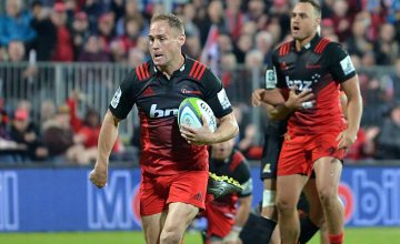 Andy Ellis returns to the Crusaders starting line up