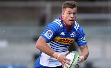 Stormers centre Huw Jones gets his first Stormers start this season