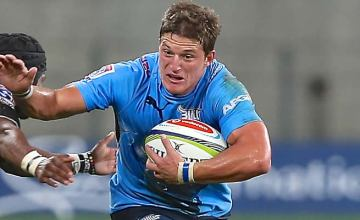 Piet van Zyl has joined the Springbok squad