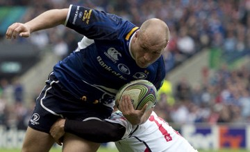 Richardt Strauss has been named in the Ireland squad to tour South Africa