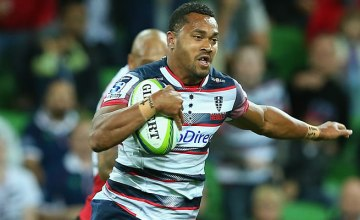 Sefanaia Naivalu will play Super Rugby for the Rebels until the end of 2019
