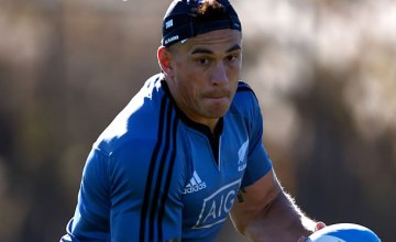 Sonny Bill Williams has been included in the All Blacks Rugby Championship squad