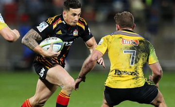 Sonny Bill Williams is expected to join the Blues