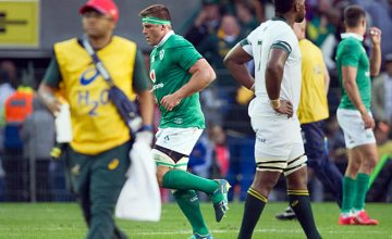 CJ Stander returns for Ireland to play against South Africa