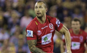 The Rebels have revealed an interest in signing Quade Cooper