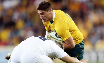 Sean McMahon starts for the Wallabies against England