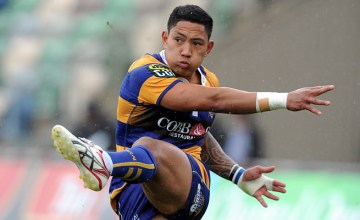 Bay of Plenty's Te Aihe Toma has been included in the Highlanders squad