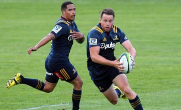 Ben Smith and Aaron Smith return for the Highlanders