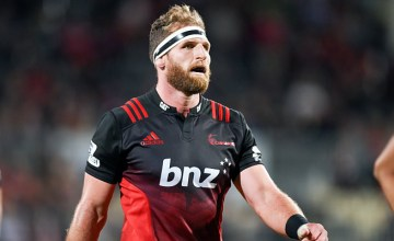Crusaders captain Kieran Read will be rested this week