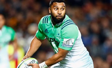 Lima Sopoaga has been included in the Highlanders Super Rugby team