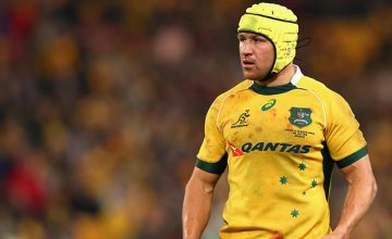 Matt Giteau has been included in the Wallabies squad