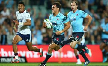 Nick Phipps comes into the Waratahs Super Rugby starting side