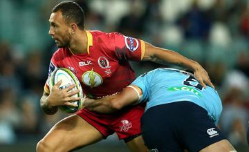 Quade Cooper will play Super Rugby for the Reds until 2019