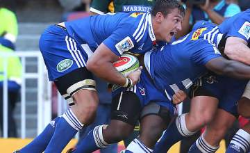 Rynhardt Elstadt will play for the Stormers this weekend
