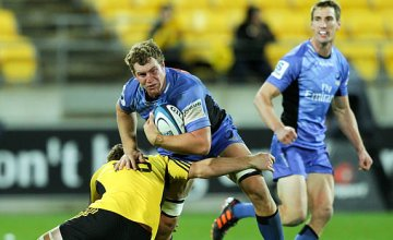 Angus Cottrell will play Super Rugby for the Western Force until the end of 2018