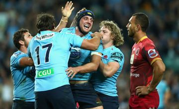 Dean Mumm will play Super Rugby for the last time this year