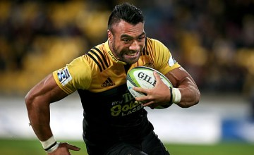 Victor Vito will win his 100th Super Rugby cap in the final