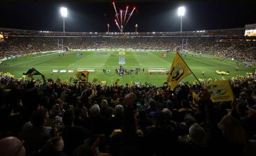 Westpac Stadium has sold out for the 2016 Super Rugby final