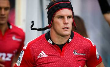 Matt Todd will continue to play for the Crusaders