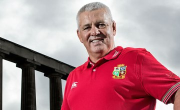 Warren Gatland has been appointed as British and Irish Lions head coach