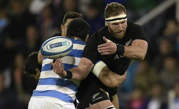 Kieran Read returns to the All Blacks starting line up at No.8