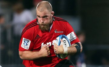 Owen Franks will continue to play for the Crusaders