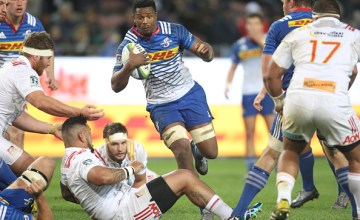 Sikhumbuzo Notshe wins his 50th Super rugby cap this weekend