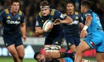 Luke Whitelock of the Highlanders returns to lead his super rugby side