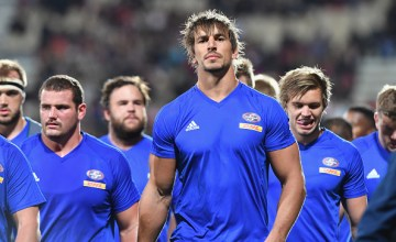 Eben Etzebeth of the Stormers is only expected back in May